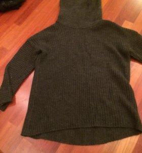 Шеостяной свитер