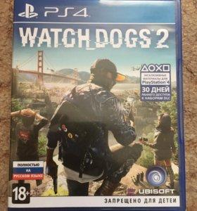 Продам watch dogs 2