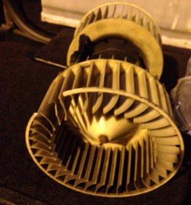 Мотор отопителя на ренж ровер или бмв
