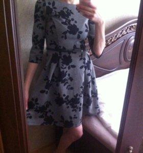 Платье разлетаечка