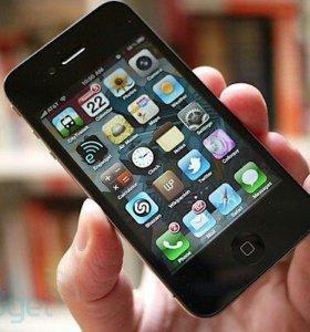 Продам айфон 4s 16гб оригинальный