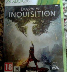 Dragon age: инквизиция XBox 360