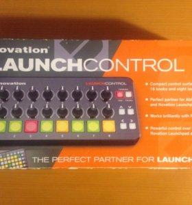 Novation LaunchControl USB midi контроллер