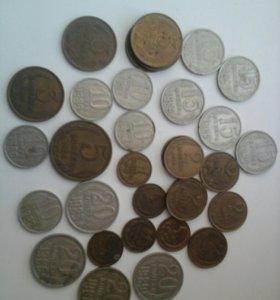 Монеты 80х годов