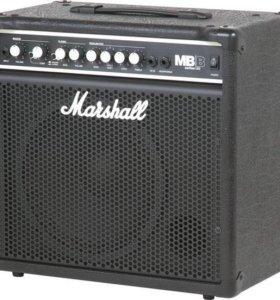 Басовый комбик Marshall MB30 30W(новый)