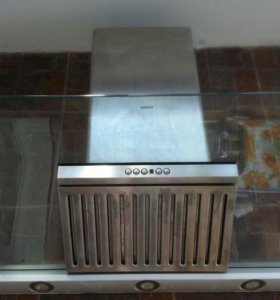 Вытяжка Bosch DKE 995F стекло на 90 см