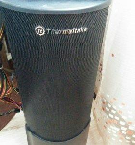 Корпус Fulltower Thermaltake Eureka Black