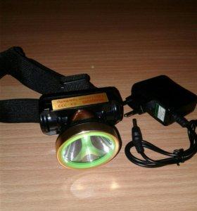 Яркий фонарик