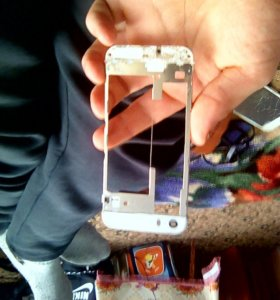 Задняя панель на айфон 5 s