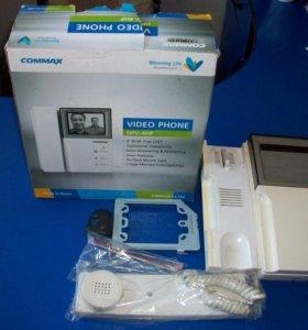 "Видеофон DPV-4HP ""commax"" б/у, не проверен"
