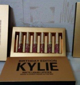 Набор помады Kylie Birthday Edition Новые