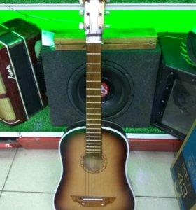 Акустическая гитара Аккорд