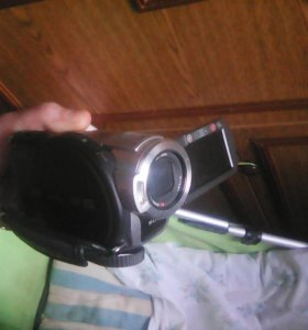Видео камера, полный комплект, торг ,обмен.
