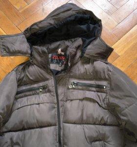 Куртка зимняя тёплая новая