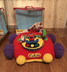 Мягкий автомобиль (машина) Ks Kids