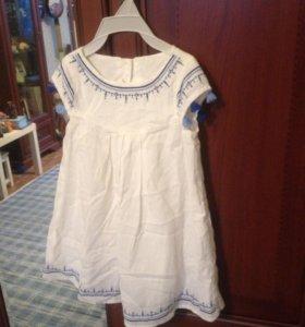 Платье сарафан 98-104