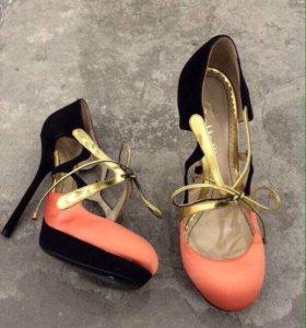 Туфли босоножки John Galliano