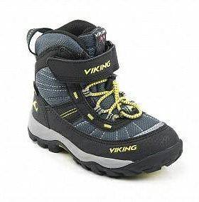 Новые зимние ботинки viking 36