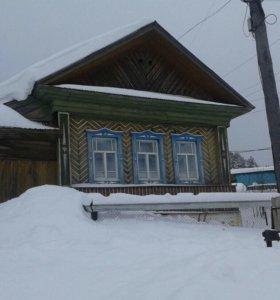 Дом, Свердловская область,п.Арти, ул.Садовая 53