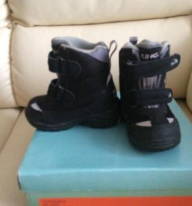 Зимние ботинки Viking 20 размер