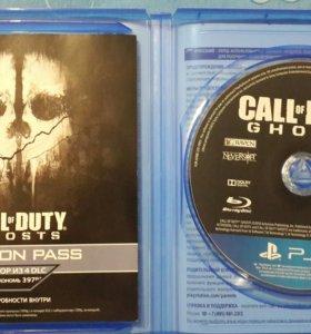 Игровой диск PS4