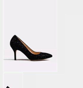 Туфли новые размер 36, 23,5 см по стельке