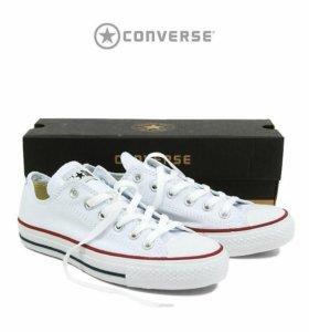 Новые кеды Converse