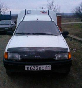 Форд фиеста 1993