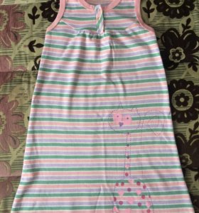 Детское платье - ночнушка.