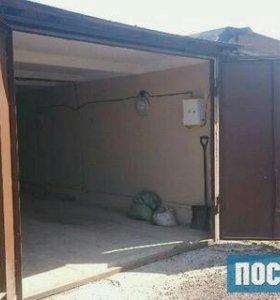 Бетонный гараж 21м