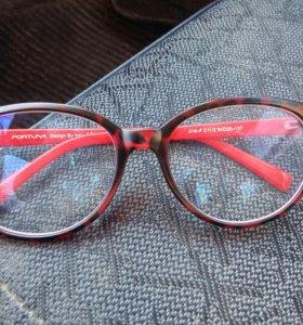 Очки для работы за компом, с очень хорошим стеклом