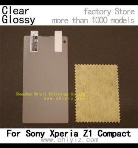 Пленка на дисплей z1 compact