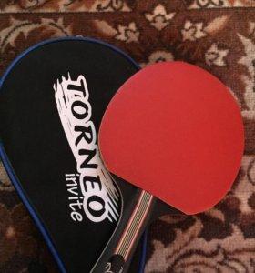 Теннисная ракетка б.у