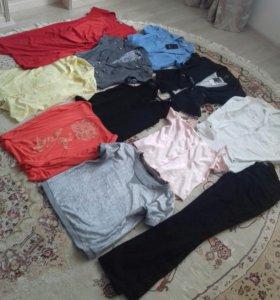 Пакет фирменной одежды 46р.