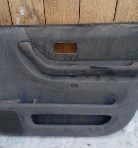 Обшивка дверей хонда срв рд1