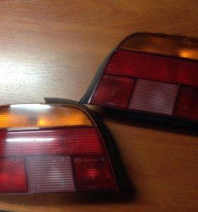 БМВ е39 фонари задние