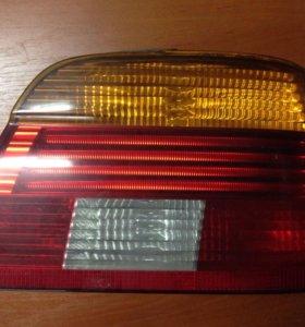 БМВ е39 фонарь задний правый
