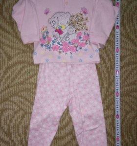 Пижама рост 104