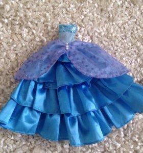 Бальное платье от куклы Winx