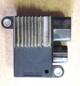 Модуль вентиляторах Mazda CX-7 Мазда