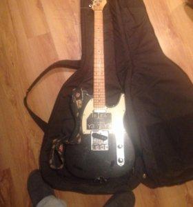 Гитара Stagg + зимний чехол