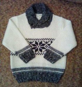 Модный свитер 6-12 мес.Глория Джинс