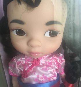 Мулан. Куколка супер подарок