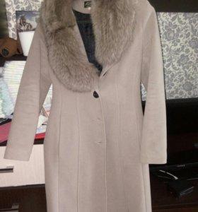 Пальто женское. Зима