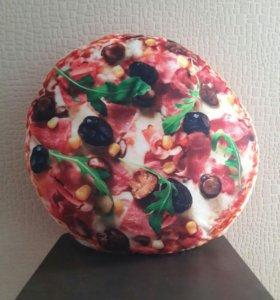 Новая декоративная подушка Пицца