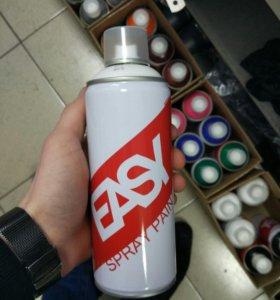 Аэрозольная краска Easy