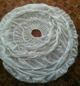 Кольца под свадебное платье