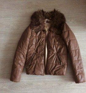 Осенняя-весенняя куртка Bershka