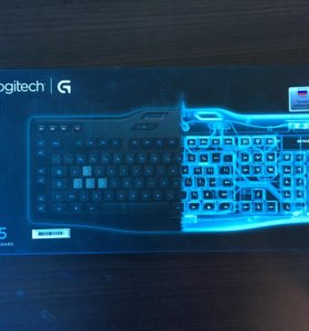 Клавиатура Logitech® Gaming Keyboard G105