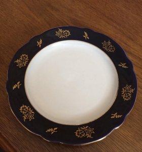 Винтажные тарелки ЛФЗ 6 шт